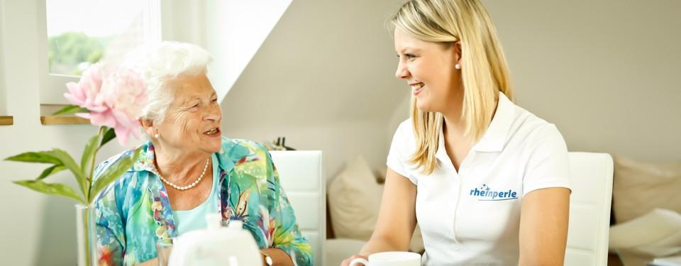 slider seniorenbetreuung